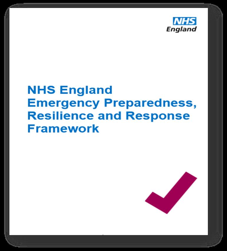 NHS England EPRRF 2015